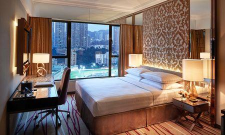 Quarto Grand Deluxe - Vista Para o Campo - Dorsett Wanchai Hong Kong - Hong Kong
