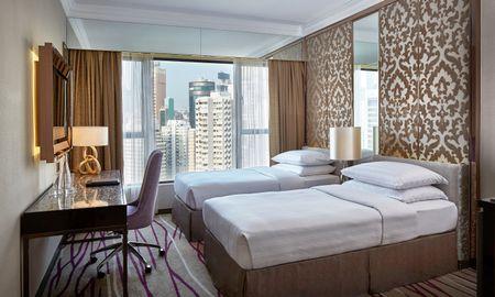Grand Deluxe Room - City View - Dorsett Wanchai Hong Kong - Hong Kong