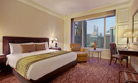 Chambre Deluxe - Hotel Istana Kuala Lumpur - Kuala Lumpur