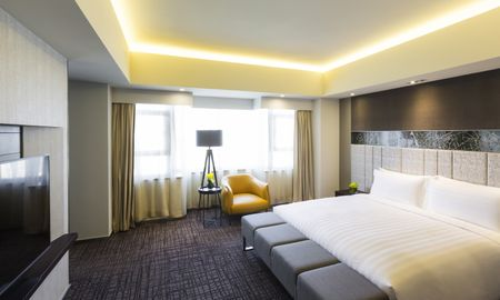 Junior Suite - Executive Floor benefits - Grand Mercure Shanghai Hongqiao - Shanghai