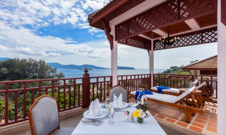 Two Bedroom Hillside Suite with Terrace Bathtub - Thavorn Beach Village Resort & Spa Phuket - Phuket