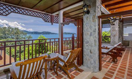 Apartamento Dois Quarto com Vista do Oceano - Thavorn Beach Village Resort & Spa Phuket - Phuket