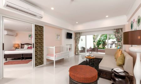 Two Bedroom Family Suite with Terrace - Thavorn Palm Beach Resort Phuket - Phuket