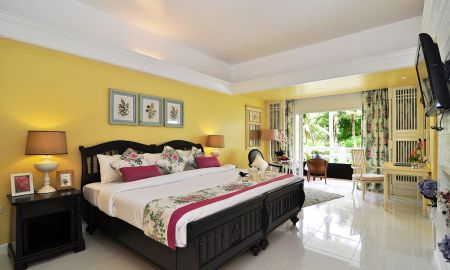 Deluxe Terrace High Floor - Thavorn Palm Beach Resort Phuket - Phuket