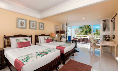 Deluxe Room - Thavorn Palm Beach Resort Phuket - Phuket