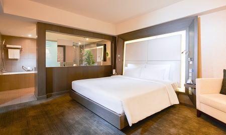 Suite Ejecutiva - Novotel Beijing Sanyuan - Beijing