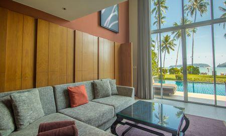 Panwa duplex lagoon suite - Crowne Plaza Phuket Panwa Beach - Phuket