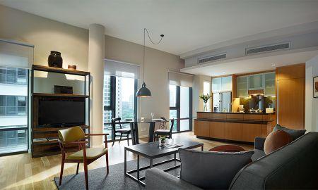 Suite Quarto Único - E&O Residences Kuala Lumpur - Kuala Lumpur