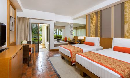 Ocean View Terrace 2 Twin Beds - Outrigger Laguna Phuket Beach Resort - Phuket