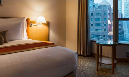 Quarto Deluxe King - Pullman Kuala Lumpur City Centre Hotel And Residences - Kuala Lumpur