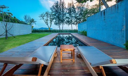 One-Bedroom Beachfront Pool Villa - Naka Phuket - Phuket
