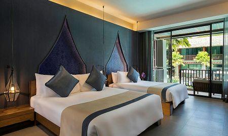 Habitación Superior Con Dos camas Dobles - Avista Hideaway Phuket Patong, MGallery By Sofitel - Phuket