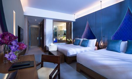 Superior Room with Two Single Beds - Avista Hideaway Phuket Patong, MGallery By Sofitel - Phuket