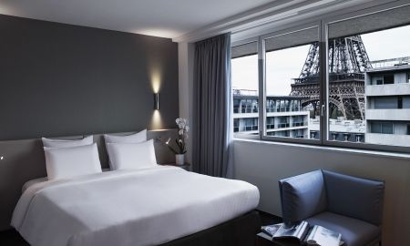 Eiffel Tower View Deluxe Room - Pullman Paris Tour Eiffel - Paris