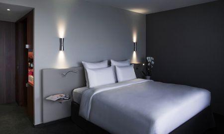 Chambre Familiale - Deux Chambres Communicantes - Vue Jardin - Pullman Paris Tour Eiffel - Paris
