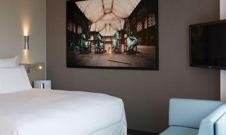 Chambre Classique Queen - Vue Jardin - Pullman Paris Tour Eiffel - Paris