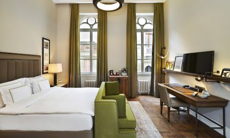 Chambre Deluxe King - Vault Karakoy, The House Hotel - Istanbul
