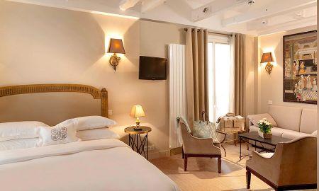 Suite Junior - Hotel Saint Germain - Paris