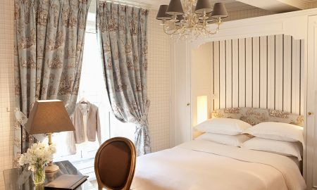 Classic Room with Shower - Hotel Saint Germain - Paris