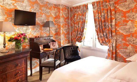 Camera Superiore - Hotel Saint Germain - Parigi