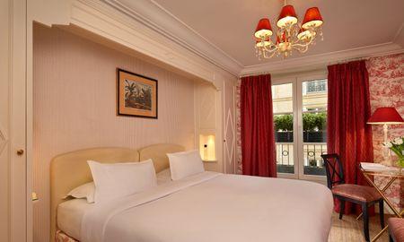 Quarto Superior - Hotel Saint Germain - Paris