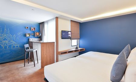 Deluxe Room - U Sukhumvit Bangkok - Bangkok