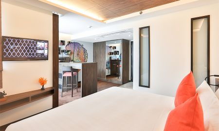 Superior Room - U Sukhumvit Bangkok - Bangkok
