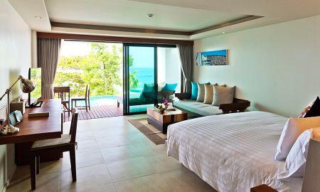 Deluxe-Zimmer Meerblick - Zugang Pool - U Zenmaya Phuket - Phuket
