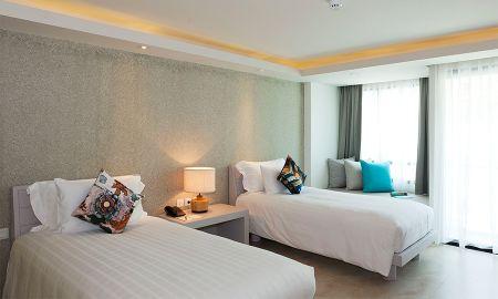 Chambre Supérieure - U Zenmaya Phuket - Phuket