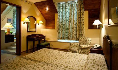 Chambre Familiale, 2 adultes + 2 enfants - Hotel Solar Palmeiras - Lisbonne