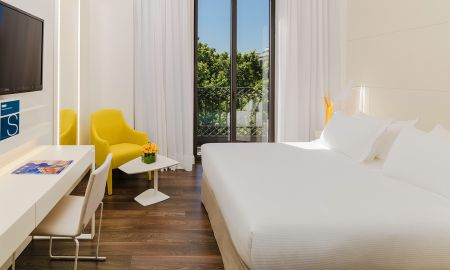 Superior Room with Terrace - Single Use - H10 Urquinaona Plaza - Barcelona