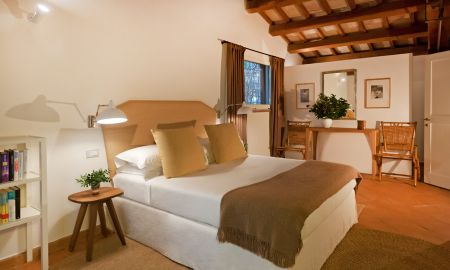 Classic Room with Garden - Resort Locanda Rossa - Tuscany
