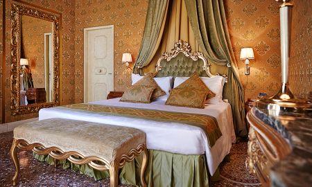 Habitación Deluxe Doble - Hotel Palazzo Paruta - Venecia