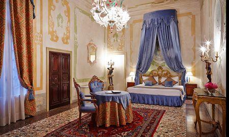 Suite Junior - Vista Canal - Hotel Palazzo Paruta - Venecia