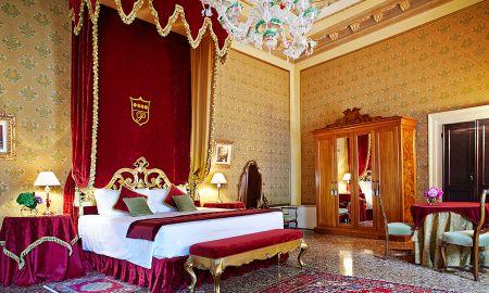 Suite Junior - Hotel Palazzo Paruta - Venecia