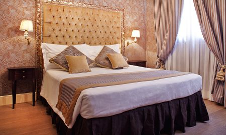 Habitación Superior Doble - Hotel Palazzo Paruta - Venecia