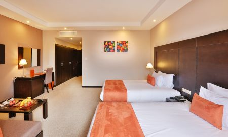 Chambre Twin - Kech Boutique Hotel & SPA - Marrakech