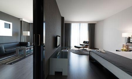 Junior Suite - Eurostars Palace - Cordova