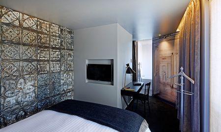 Quarto Deluxe Duplo ou Twin - Hotel Eugène En Ville - Paris