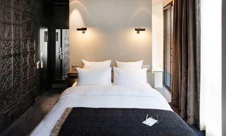 Superior Room with Terrace - Hotel Eugène En Ville - Paris