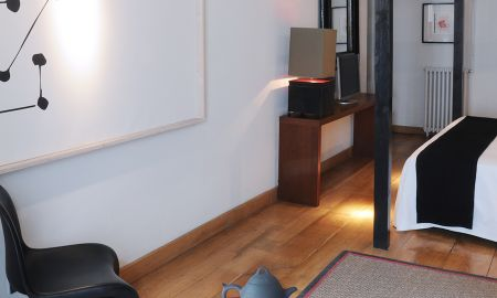 Chambre Individuelle - Hotel Market - Barcelone