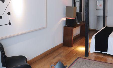 Habitación Individual - Hotel Market - Barcelona