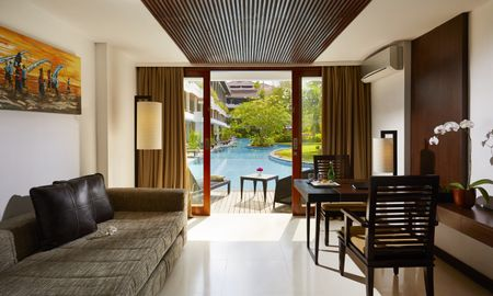 The Level Lagoon Access Junior Suite - Melia Bali - Bali
