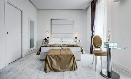 Junior Suite - Montecatini Palace - Tuscany