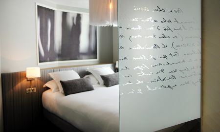 Family Junior Suite - Two Adults + One Child - BEST Western Premier Le Swann - Paris