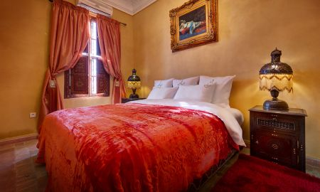 Suite Familiar (WIFI gratuito, Desayuno gratuito, Parking gratuito) - Riad Wow Marrakech - Marrakech