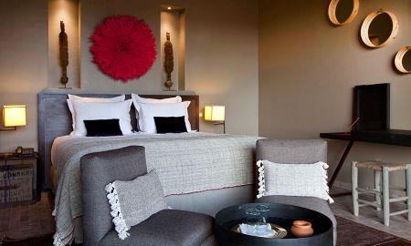 Double Room - Le Palais Paysan - Marrakech