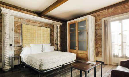 Chambre Deluxe - Arai Aparthotel Barcelona - Barcelone