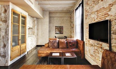 Habitación Familiar - Arai Aparthotel Barcelona - Barcelona