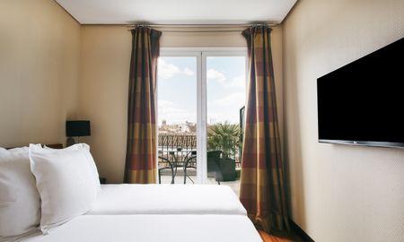 Camera Familiare - Hotel Villa Real - Madrid